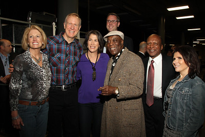 Governor with Buddy Guy & Bands