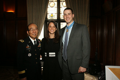 University Club   M. Sgt. Ryan Pitts
