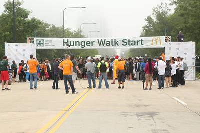 Hunger Walk 2014